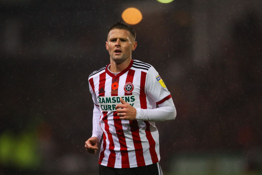 Image result for oliver norwood sheffield united