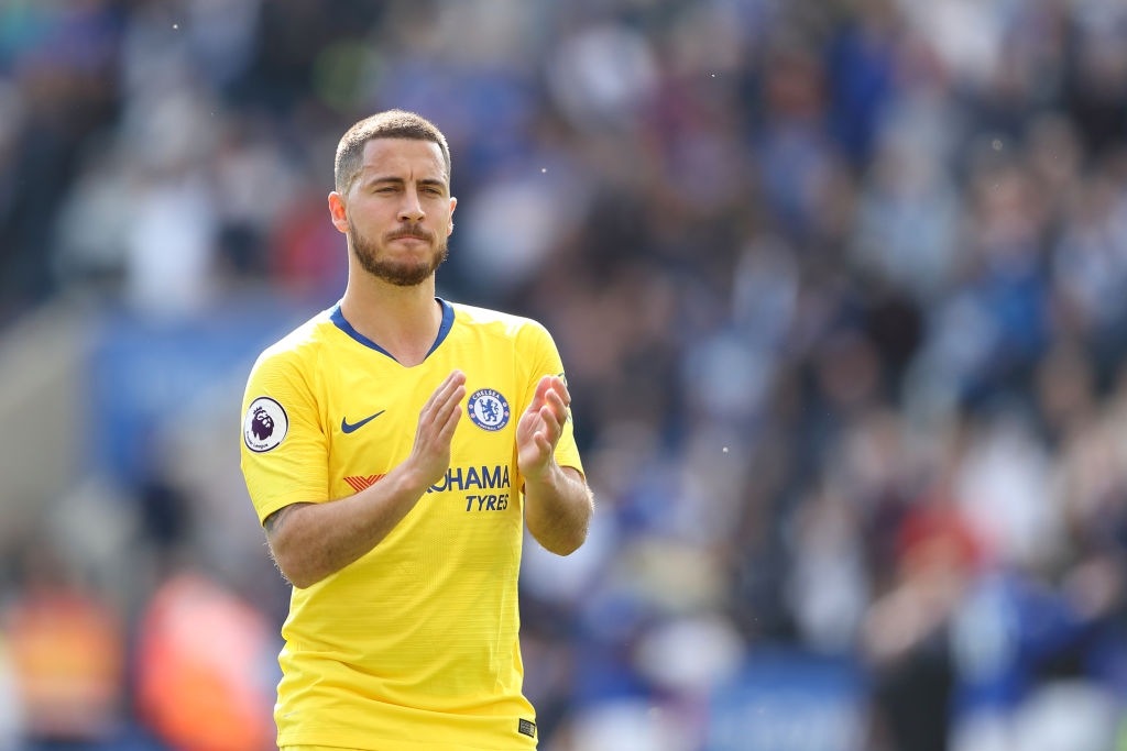 Transfer: Chelsea grant Hazard permission to join Real Madrid