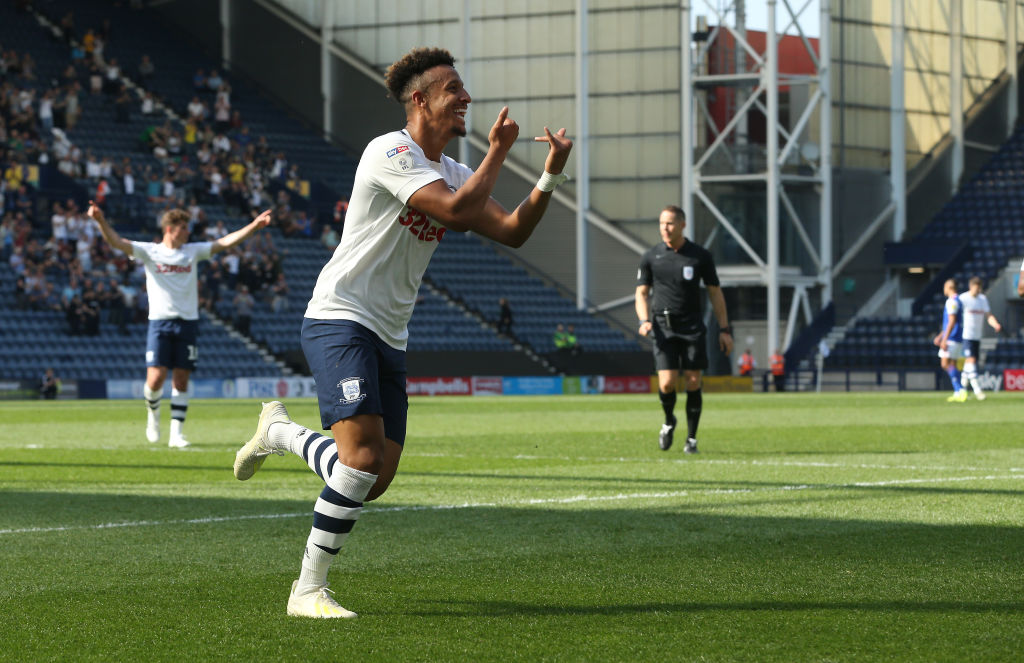 Sheffield United break transfer record to sign Irish striker Callum Robinson