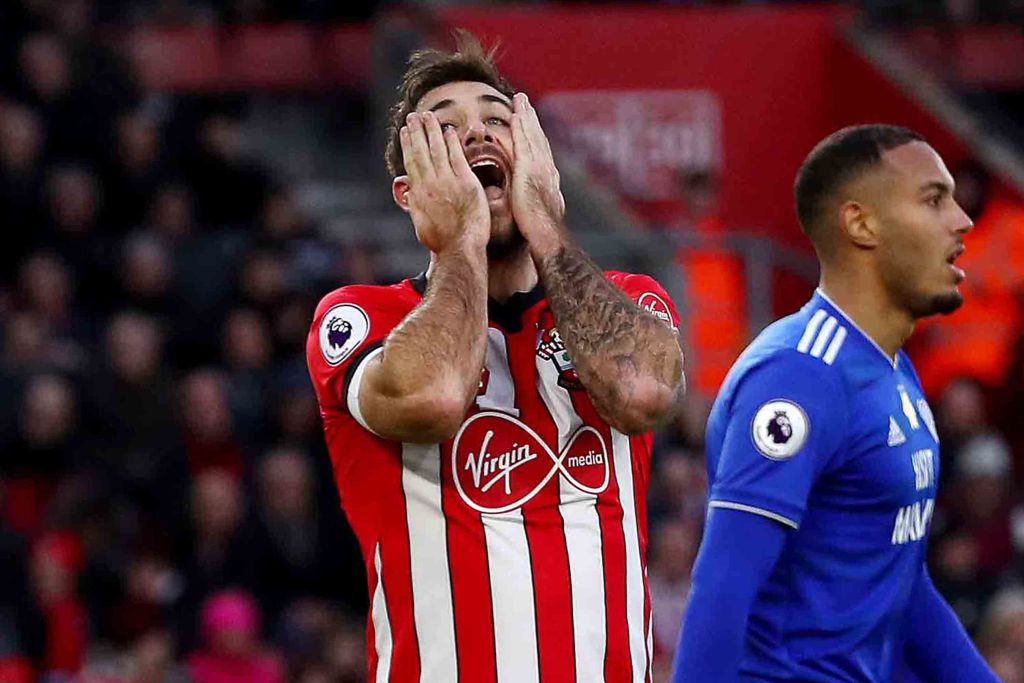 Southampton sign striker Adams from Birmingham