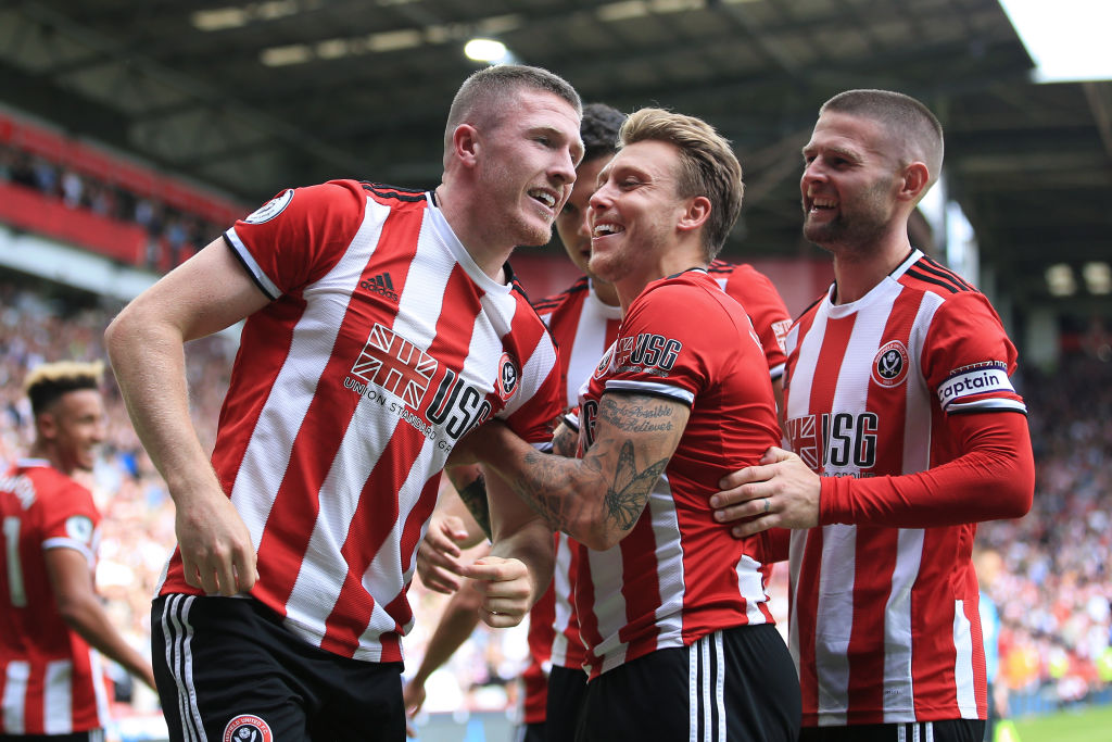 Chris Wilder: Blades are sharp on the road