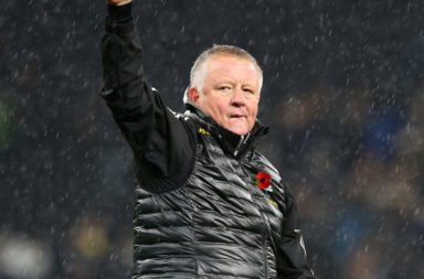 Chris Wilder new contract