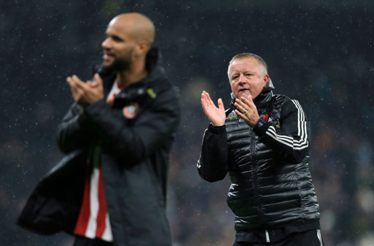 Chris Wilder Blades