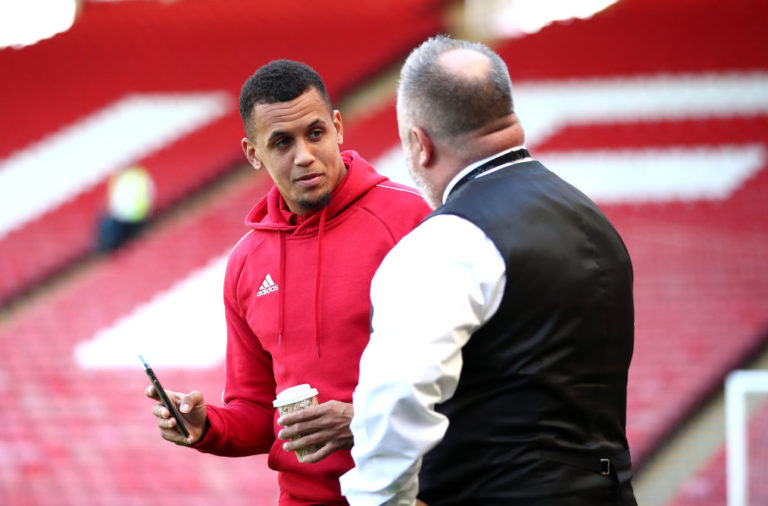 Ravel Morrison Sheffield United