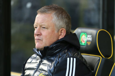 Chris Wilder January
