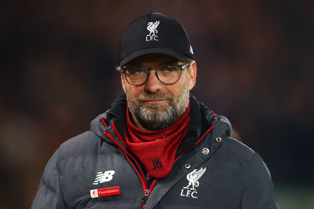 Liverpool Klopp Wilder