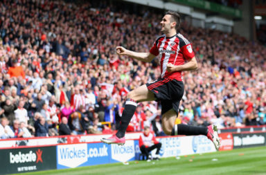 Daniel Lafferty Sheffield United
