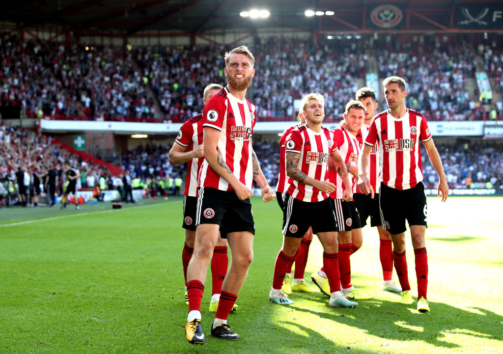 Sheffield United vs. West Ham United - Football Match Report