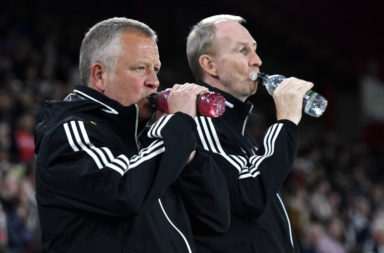 Chris Wilder Alan Knill