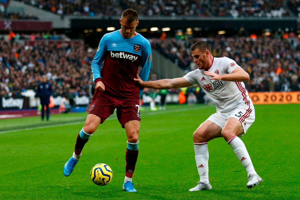 West Ham fans rip into Manuel Lanzini for latest performance