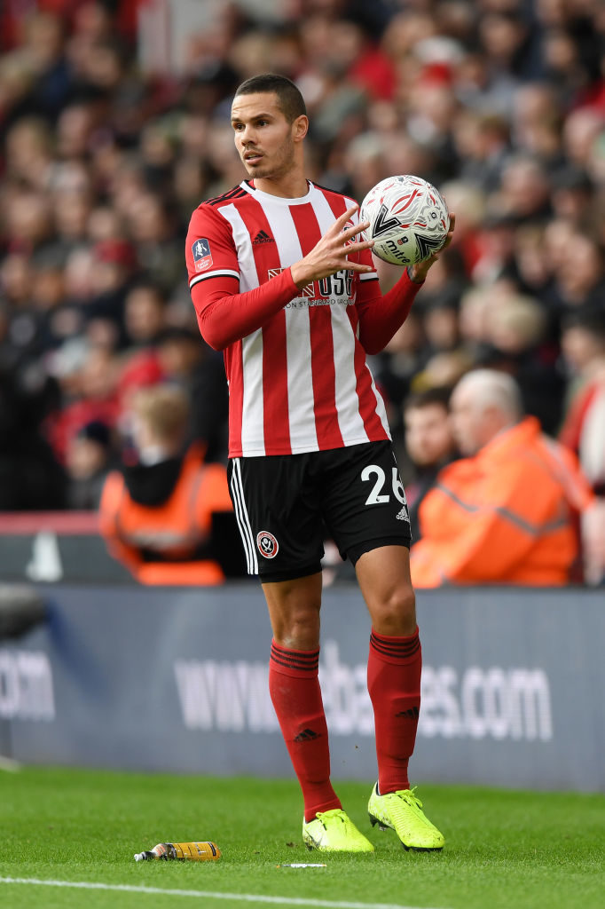 Jack Rodwell Sheffield United