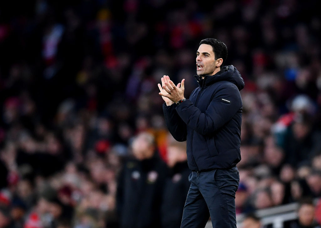 Mikel Arteta: Gunners gave two points away