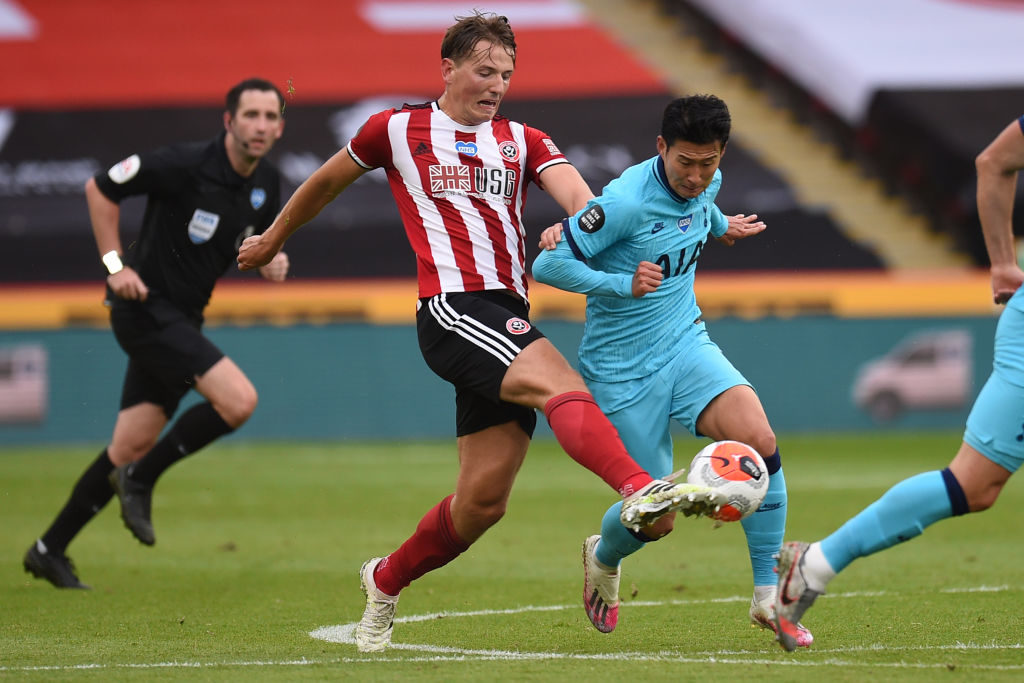 Predicted Sheffield United against Burnley: Jack O'Connell ...