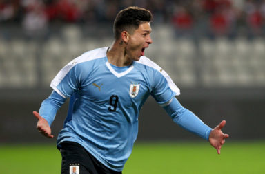 Peru v Uruguay - Friendly Match