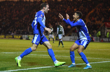 Plymouth Argyle v Bristol Rovers - FA Cup Second Round Replay
