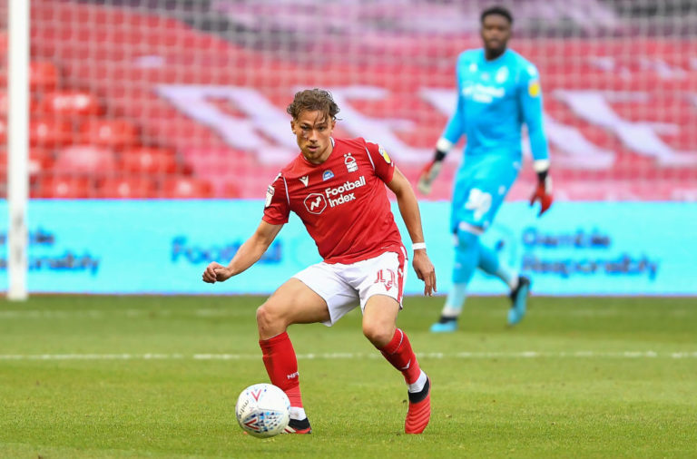 Nottingham Forest v Bristol City - Sky Bet Championship