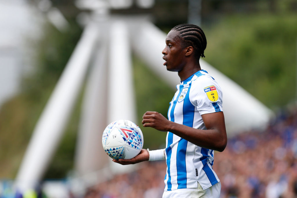 Huddersfield Town v Sheffield Wednesday - Sky Bet Championship