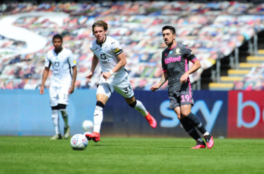 Swansea City v Leeds United - Sky Bet Championship