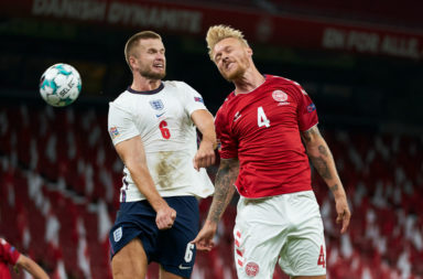 Denmark vs England - UEFA Nations League