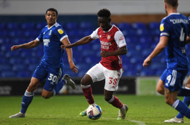 Ipswich Town v Arsenal U21: Leasing.com Cup