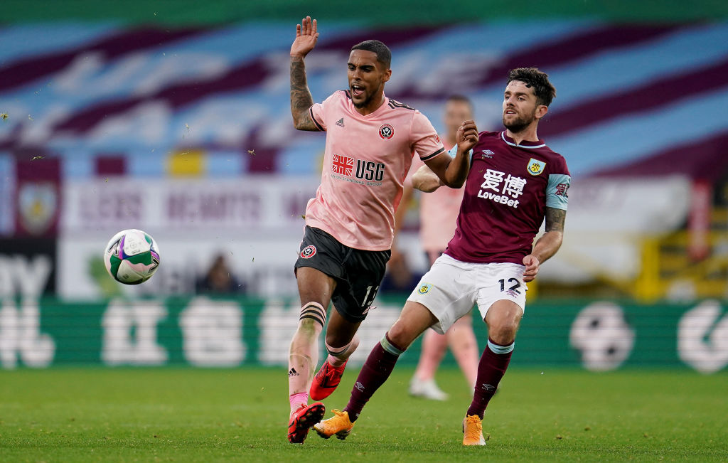 Burnley v Sheffield United - Carabao Cup Second Round