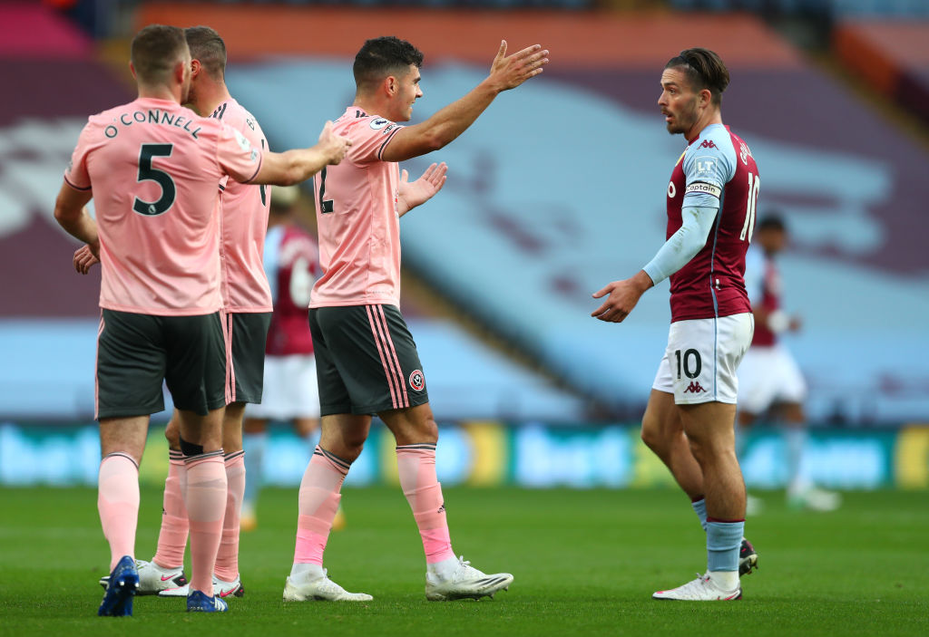 sheffield united vs aston villa - photo #16