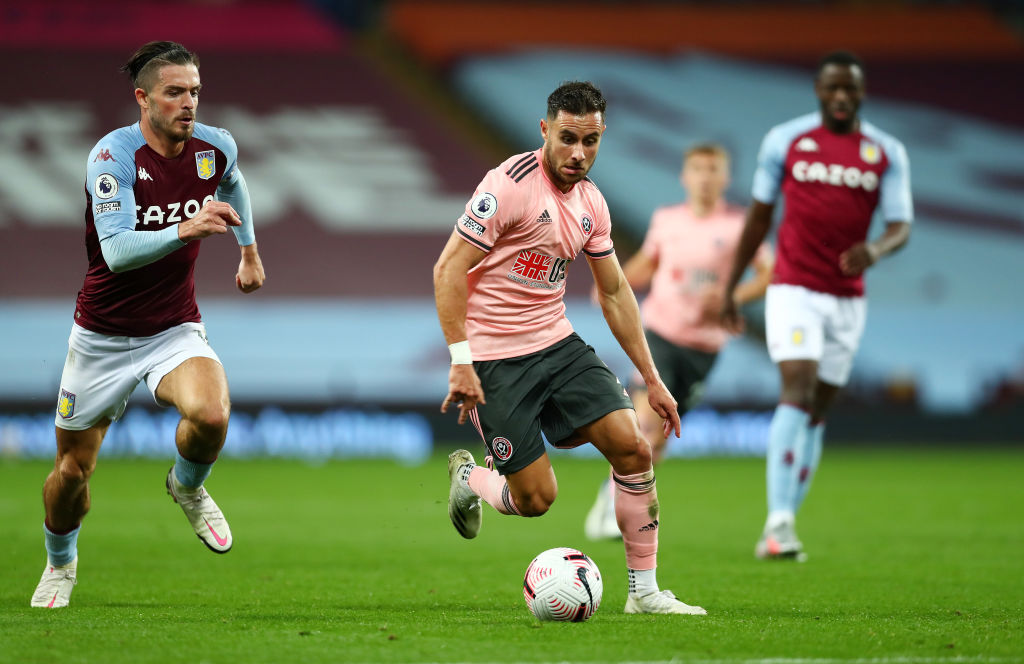 Aston Villa v Sheffield United - Premier League