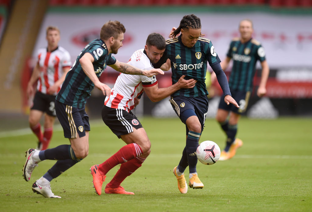 Sheffield United v Leeds United - Premier League