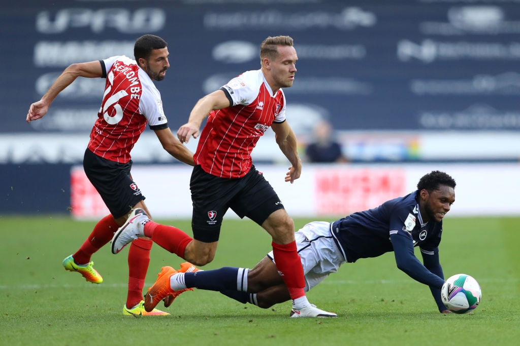 Millwall v Cheltenham Town - Carabao Cup Second Round