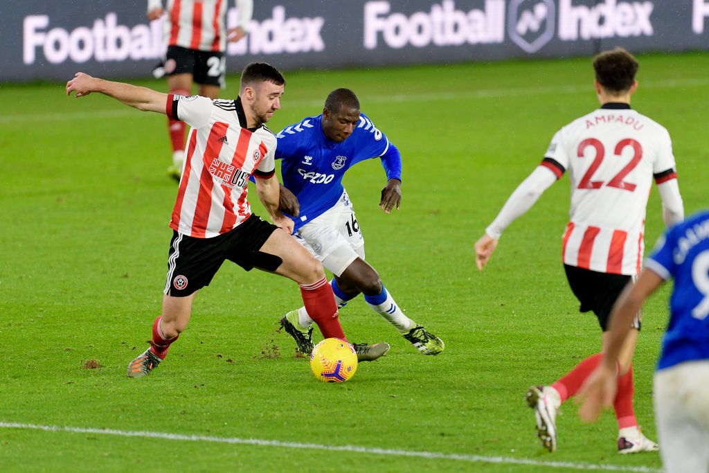 Sheffield United v Everton FC - Premier League