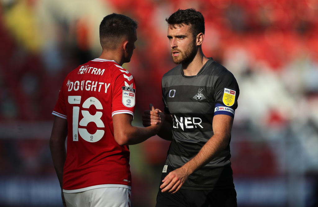 Charlton Athletic v Doncaster Rovers - Sky Bet League One