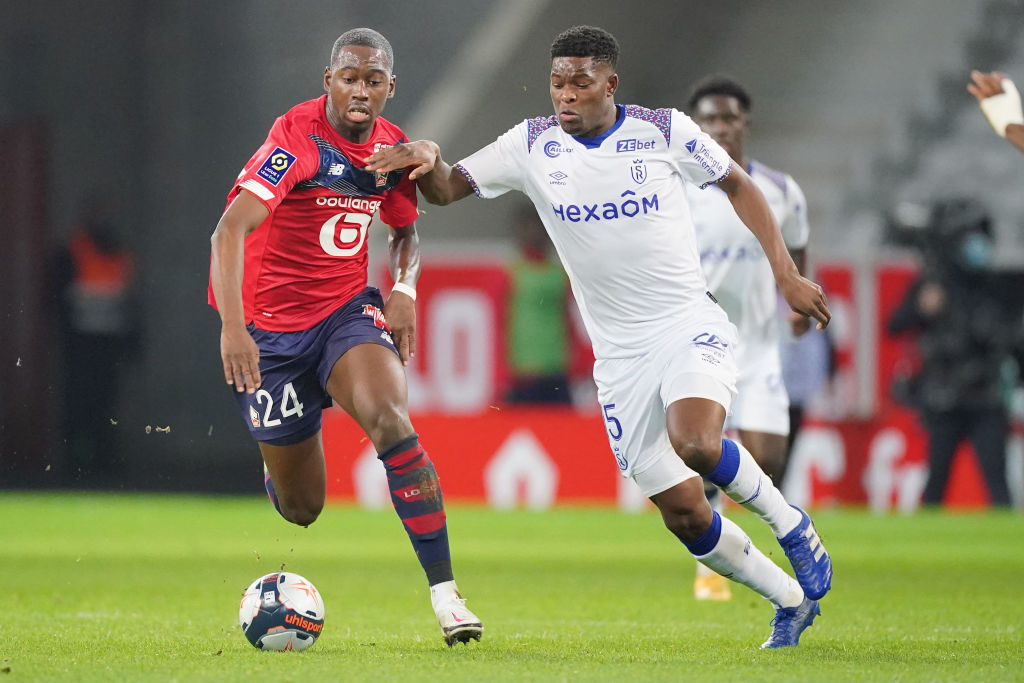 Lille OSC v Stade Reims - Ligue 1