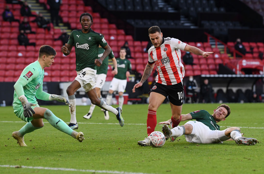 Sheffield United v Plymouth Argyle: The Emirates FA Cup Fourth Round