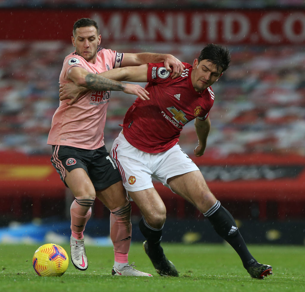 Manchester United v Sheffield United - Premier League