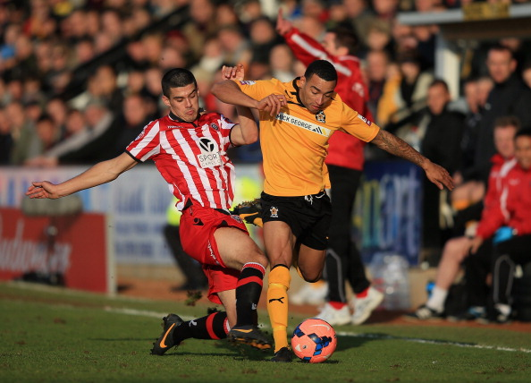 Cambridge United v Sheffield United - FA Cup Second Round