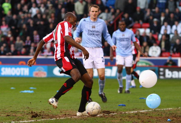 Sheffield United v Manchester City - FA Cup Fourth Round