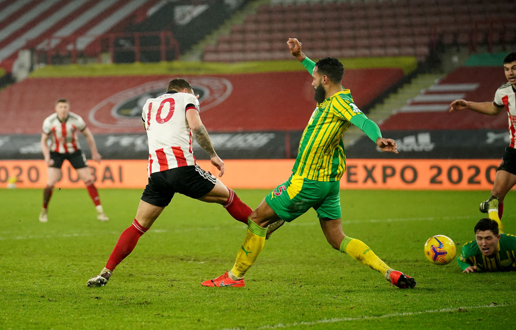 Sheffield United v West Bromwich Albion - Premier League
