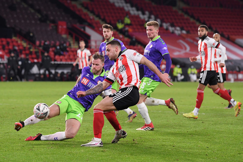 Sheffield United v Bristol City: The Emirates FA Cup Fifth Round