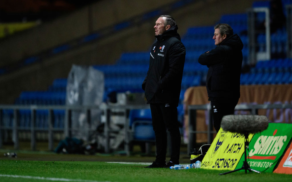 Oxford United v Lincoln City - Sky Bet League One