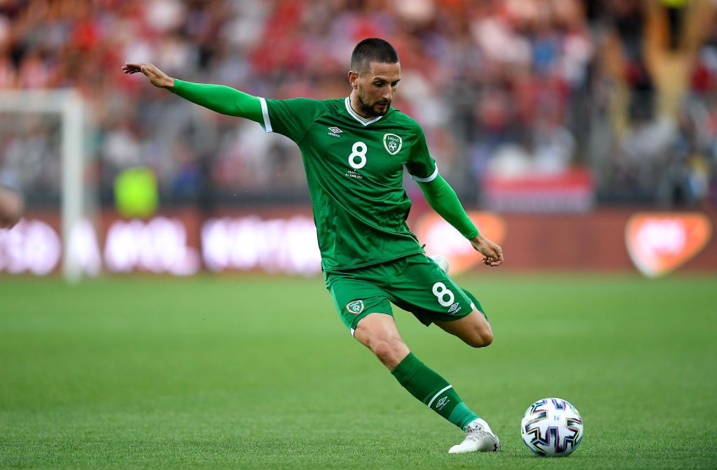 Conor Hourihane is wanted by Sheffield United