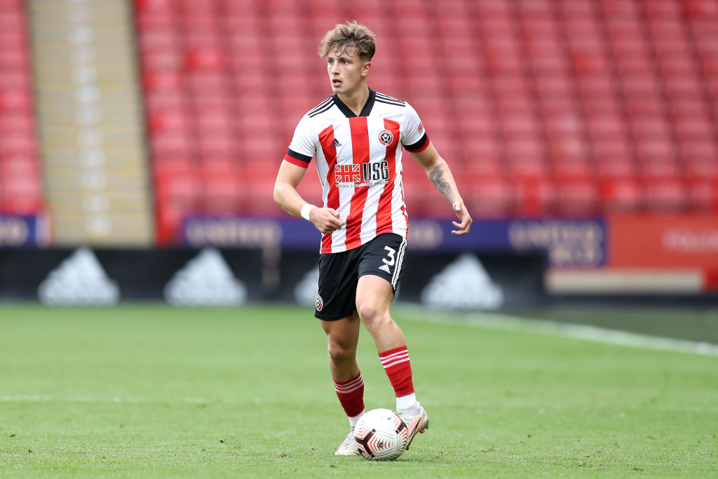 Harry Boyes has joined Solihull from Sheffield United